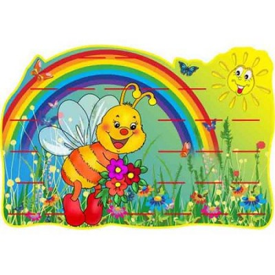 Підставки під ліплення Бджілка