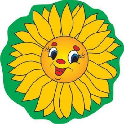 Стенд з соняшником
