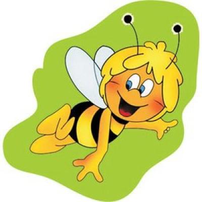 Стенд з бджілкою