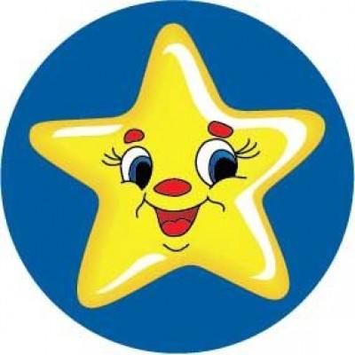 Стенд у формі зірочки
