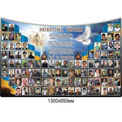 Стенд Небесна сотня (з фото)