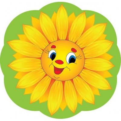 Стенд у формі соняшника