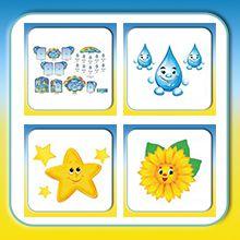 Наборы  оформление группы в детском саду